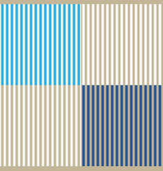 Vertical strips on different colored background vector