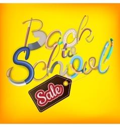 School marketing background eps 10 vector