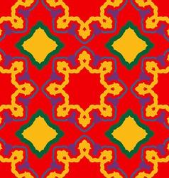 Ramadan seamless pattern Islamic decorative vector image vector image