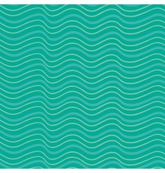 Abstract seanless pattern with waves vector image