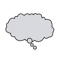 Bubble speech dialog talk comic design vector