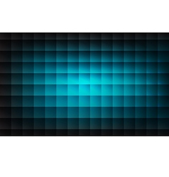 Abstract light blue patterns square shape vector image