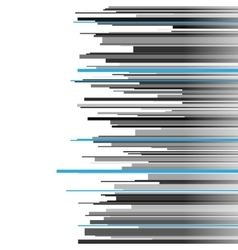 Abstract infographics horizontal gray black and vector