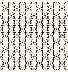 abstract geometric seamless pattern lace texture vector image
