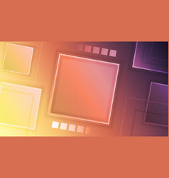 abstract dark wallpaper or background with vector image vector image