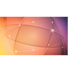 Abstract colorful banner or wallpaper with vector