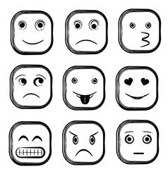 Emoticon vector
