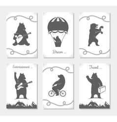 Set card vector