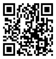 QR Code large vector image vector image