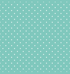 vintage seamless pattern with small square shapes vector image