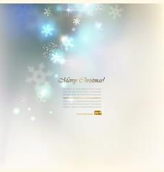 Christmas abstract vector