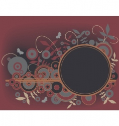 circles element vector image vector image