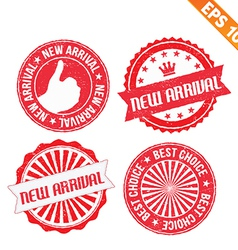 Stamp sticker new product collection - - ep vector