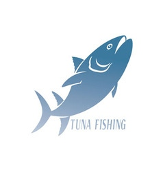 Logo tuna vector