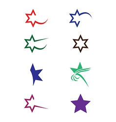 Star collection vector