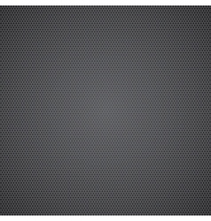 Black dotted metal sheet vector image