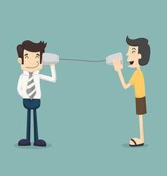 Customer feedback vector