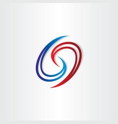 number 69 symbol design vector image
