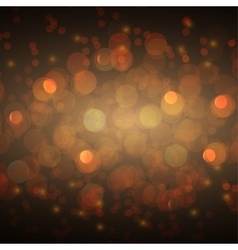 Shine abstract defocused background vector