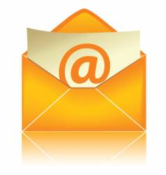 email icon vector image