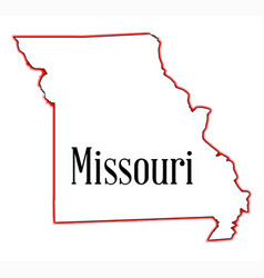 Missouri vector