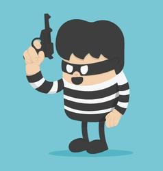 Thief have a guns vector
