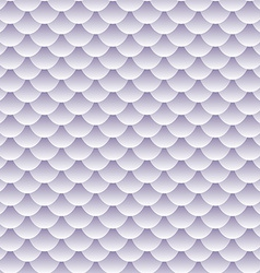 Seamless textured fish scale pattern vector