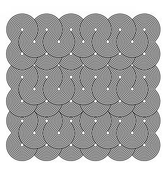 AbstractLinesPattern03 vector image vector image