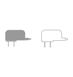 charger it is icon vector image