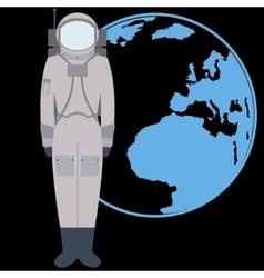 Amphibious spacesuit a7l vector