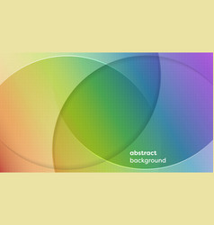 abstract background colorful wallpaper design vector image vector image