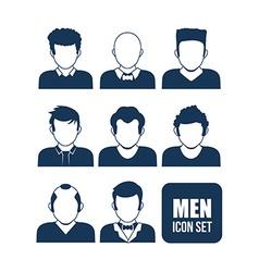 men icon design vector image vector image