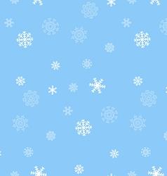 Snowflake pattern vector