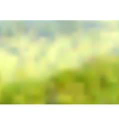 Blurred background 2 vector image
