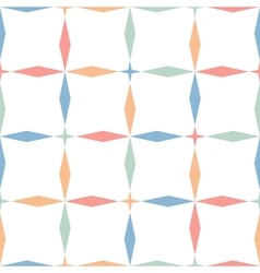 Color mosaic seamless vector