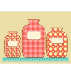 application jars vector image