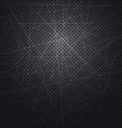 Scratched Metal Texture 2 vector image vector image