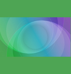 Colorful abstract wallpaper with circular design vector