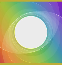 abstract colored background with stripe for your vector image vector image