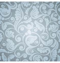antique wallpaper vector image vector image