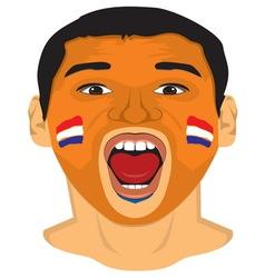 Go Go Holandija resize vector image
