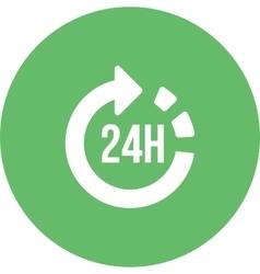 24 hour service vector