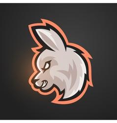 Alpaca sport mascot vector