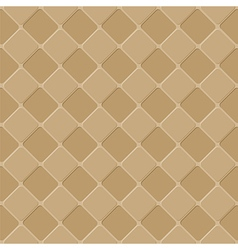 Big mosaic seamless background vector