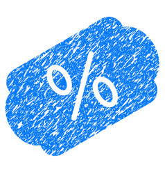 discount label grunge icon vector image vector image