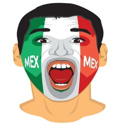 Go Go Mexico resize vector image