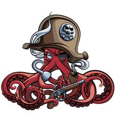 Octopus the orsair vector
