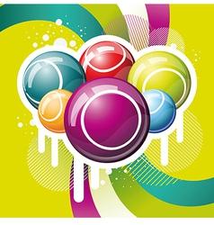 bingo vector image