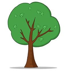 Greenn Tree vector image
