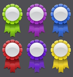 AwardRibbon vector image